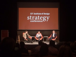 Patrick Whitney of IIT Institute of Design,Don Norman of Nielsen Norman Group and Roger Martin of Rotman School of Management discuss design and strategy.
