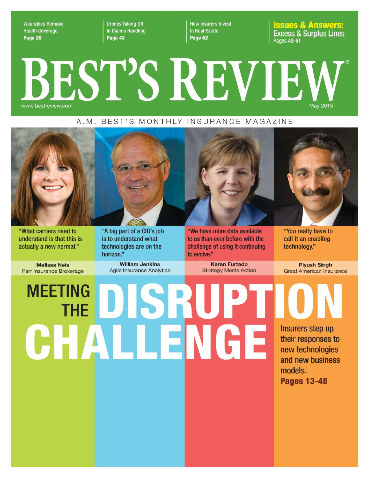 Best 39 s review may 2015 issue parr insurance brokerage inc for Renters insurance chicago reviews